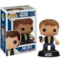 Han Solo Pop! Heroes - Star Wars - Vinyl Figure