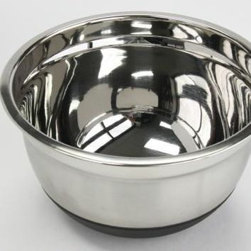 3 qt. Stainless Steel Mixing Bowl