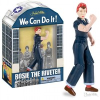 Rosie The Riveter Action Figure