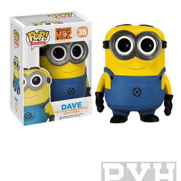 Funko Pop! Movies: Despicable Me - Dave - Vinyl Figure