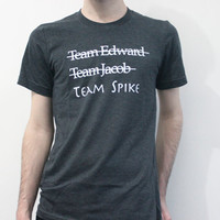 Team Spike Shirt - Sizes Small-2XL - Buffy The Vampire Slayer Sunnydale