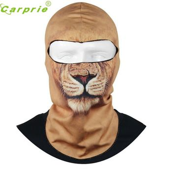 Dependable Fashion New Thin 3D Outdoor Cycling Ski Balaclava Neck Hood Full Face Mask Hat Beanie Animal Ap7 dropshipping