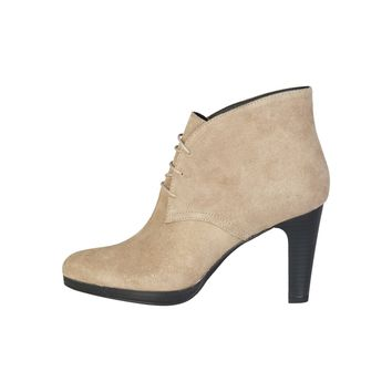 Pierre Cardin Light Brown Ankle Boot