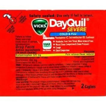 VICKS DayQuil LIQUICAPS- 2 SOFTGELS