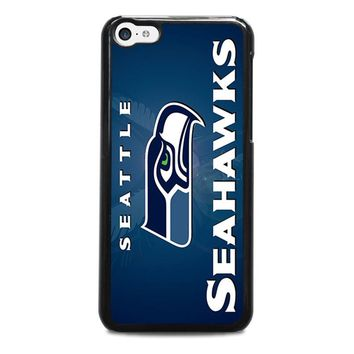 SEATTLE SEAHAWKS iPhone 5C Case Cover