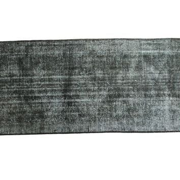 5x13 Vintage Overdyed Gallery Rug Runner