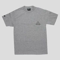 Belief / Shop: Evolution Pocket Tee - Heather