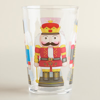 Acrylic Nutcracker Tumblers,  Set of 4 - World Market