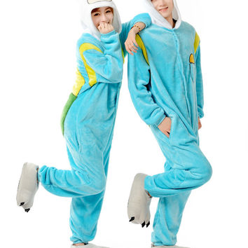 Cartoons Animal Men Couple Lovely Sleepwear [6819626247]