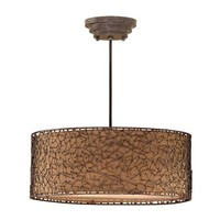 Uttermost 'Brandon' Pendant Light