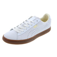 Puma Mens Court Star Leather Classic Tennis Shoes