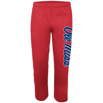 Ole Miss Rebels Collecting Wins Fleece Pants