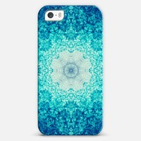 Blue Waves iPhone 5s case by Sandra Arduini | Casetagram