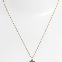 kate spade new york 'idiom' reversible pendant necklace | Nordstrom
