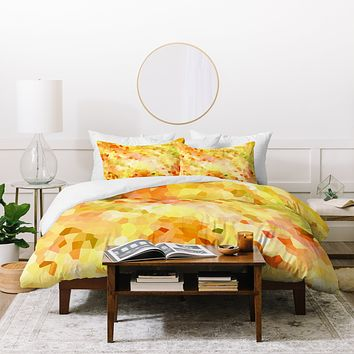 Rosie Brown Citrus Blend Duvet Cover