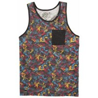 LRG Tree 47 Tank Top - Men's at CCS
