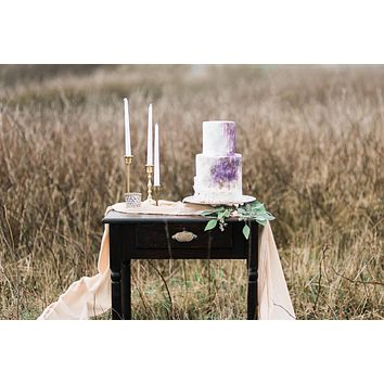 Organic Cotton Table Runner