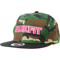 Trukfit Culture Woodland Camo Snapback at Zumiez : PDP