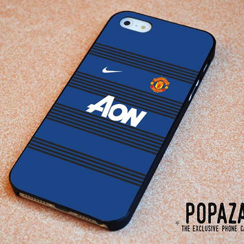 jersey manchester united iPhone 5 | 5S Case Cover
