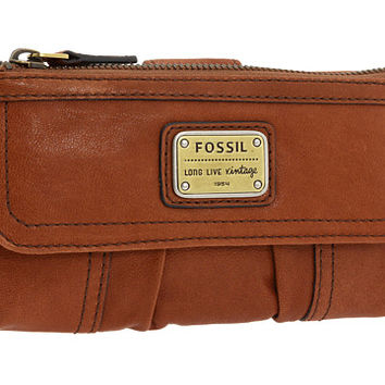 Fossil Emory Clutch Saddle - Zappos.com Free Shipping BOTH Ways