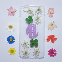 samsung galaxy s6 case,Personalized galaxy s6 case,pressed flower samsung s5 case case,initial iphone 6 case,flower iphone case