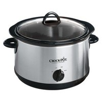 Crock-Pot Slow Cooker 4.5-qt.