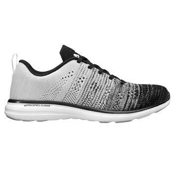 Women's TechLoom Pro Black/Heather Grey/White
