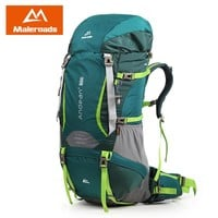Large 70L! Maleroads Professional Camping Equipment  Mountain Climbing Backpack for Outdoor Sport Travel Backpack Hiking Mochila