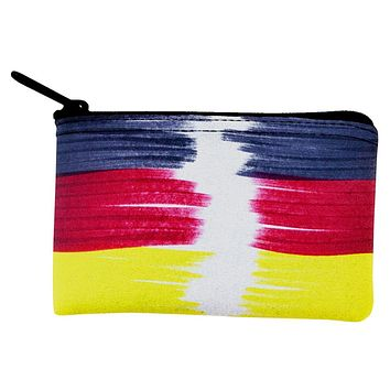 Oktoberfest Color Me German Coin Purse