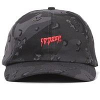 Sound & Fury Dad Hat Black Chips Camo