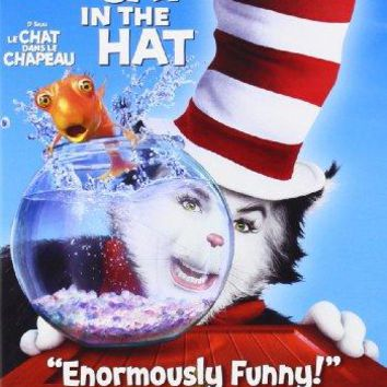 DR. SEUSS' THE CAT IN THE HAT (W