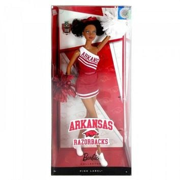 U Of Arkansas African American Barbie