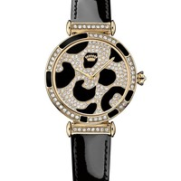 Black/Gold J Couture by Juicy Couture, O/S