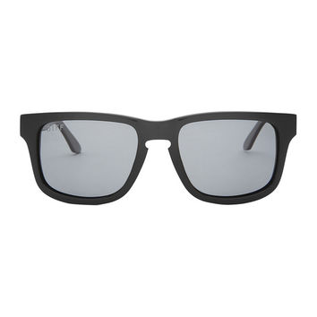 RILEY - BLACK FRAME - GREY LENS