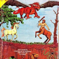 Official Advanced Dungeons & Dragons Monster Manual: An Alphabetical Compendium of all the Monsters Found in AD&D, Including Attacks, Damage, Special Abilities, and Descriptions
