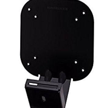 VESA Mount Adapter Bracket for Samsung Monitors U28D590D, S27D590P, and S24D590PL (V2) - by HumanCentric