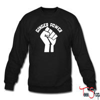 Ginger Power crewneck sweatshirt