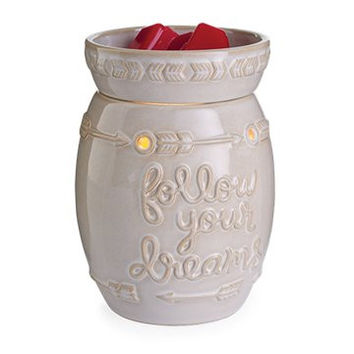 Jewelry Tart Warmer - Follow Your Dreams