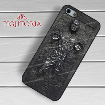 Han Solo Carbonite Star Wars - zzZzz for  iPhone 4/4S/5/5S/5C/6/6+s,Samsung S3/S4/S5/S6 Regular/S6 Edge,Samsung Note 3/4
