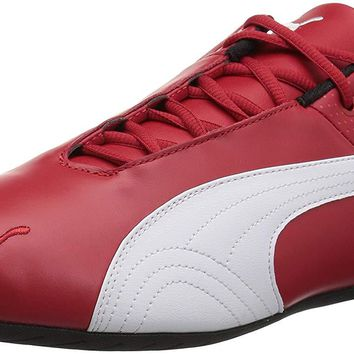 PUMA Men's Ferrari Future Cat OG Sneaker