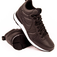 Nike Internationalist Mid Black/Black/Anthracite/Black Sneaker