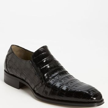 Men's Mezlan 'Fiorello' Crocodile Loafer