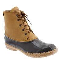 Duck Boots - Walnut Brown
