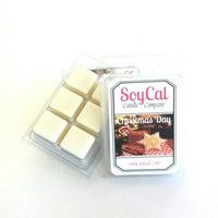 Christmas Day - SoyCal Wax Melts - soy wax tart - soy wax melt - wax melt warmer - organic wax melt - eco friendly wax tart