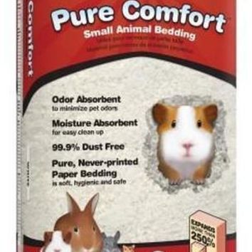 Oxbow Pure Comfort Small Pet Bedding White 8L/21 Liters
