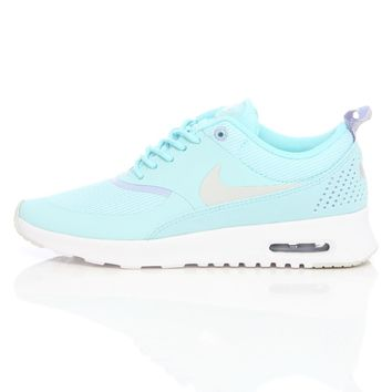 Nike Wmns Air Max Thea Glacier Ice /Light Base Grey 599409-402 | Free UK Shipping and Returns