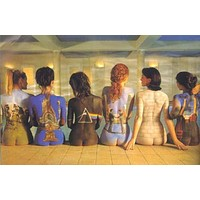 Pink Floyd Back Catalog Album Covers Poster 24x36