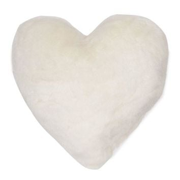 Nordstrom Rack | Lunar Faux Fur Heart Pillow | Nordstrom Rack