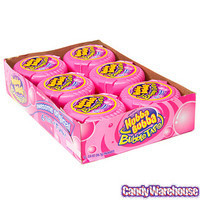Hubba Bubba Bubble Tape Gum Rolls: 12-Piece Box