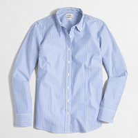 FACTORY PRINTED CLASSIC BUTTON-DOWN SHIRT